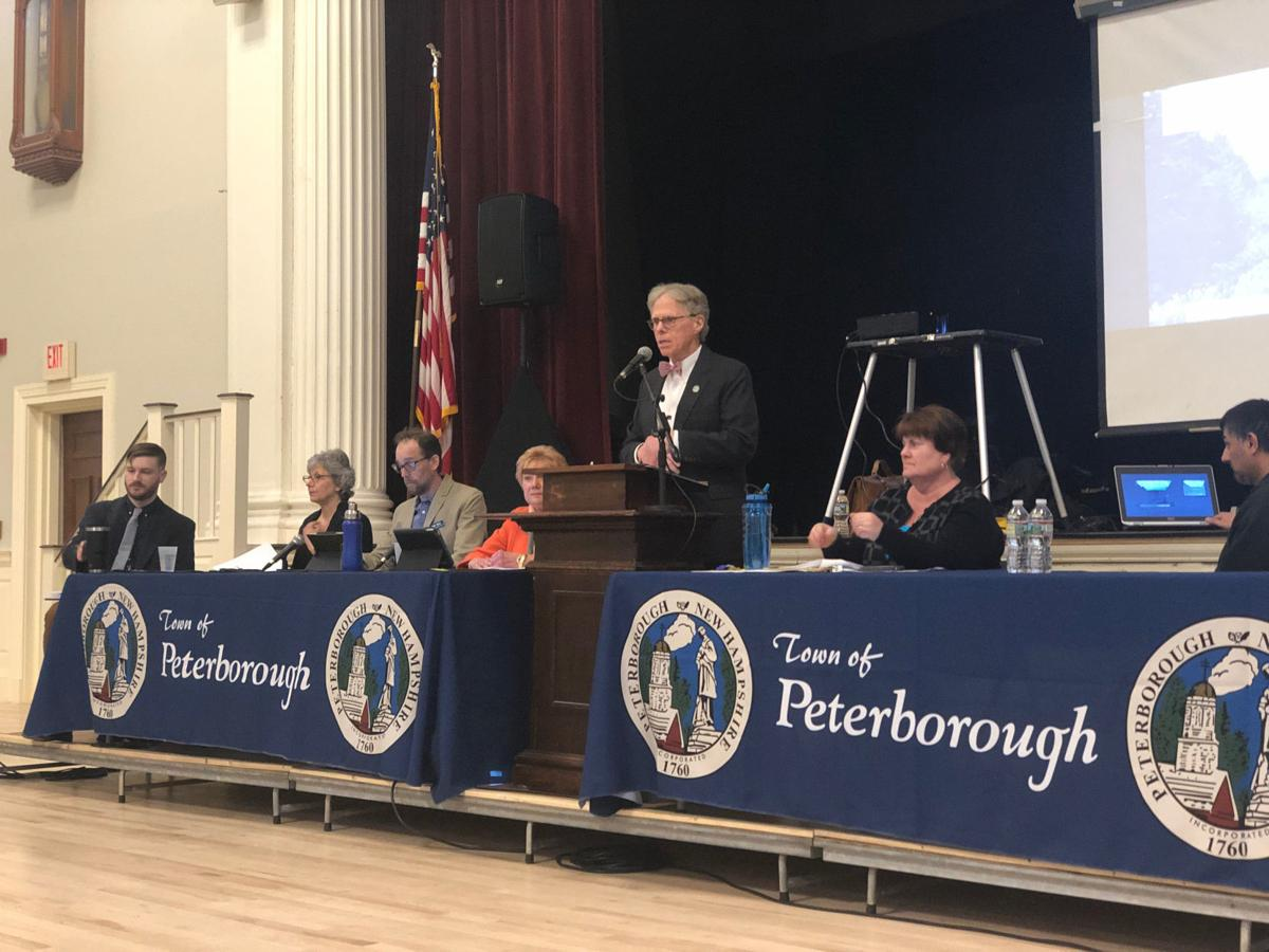 Peterborough voters add to budget, set warrant for elections