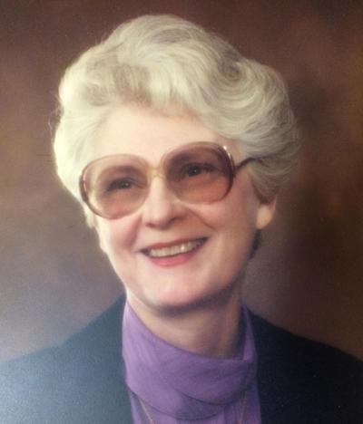 Marcia Nutting Beaumont
