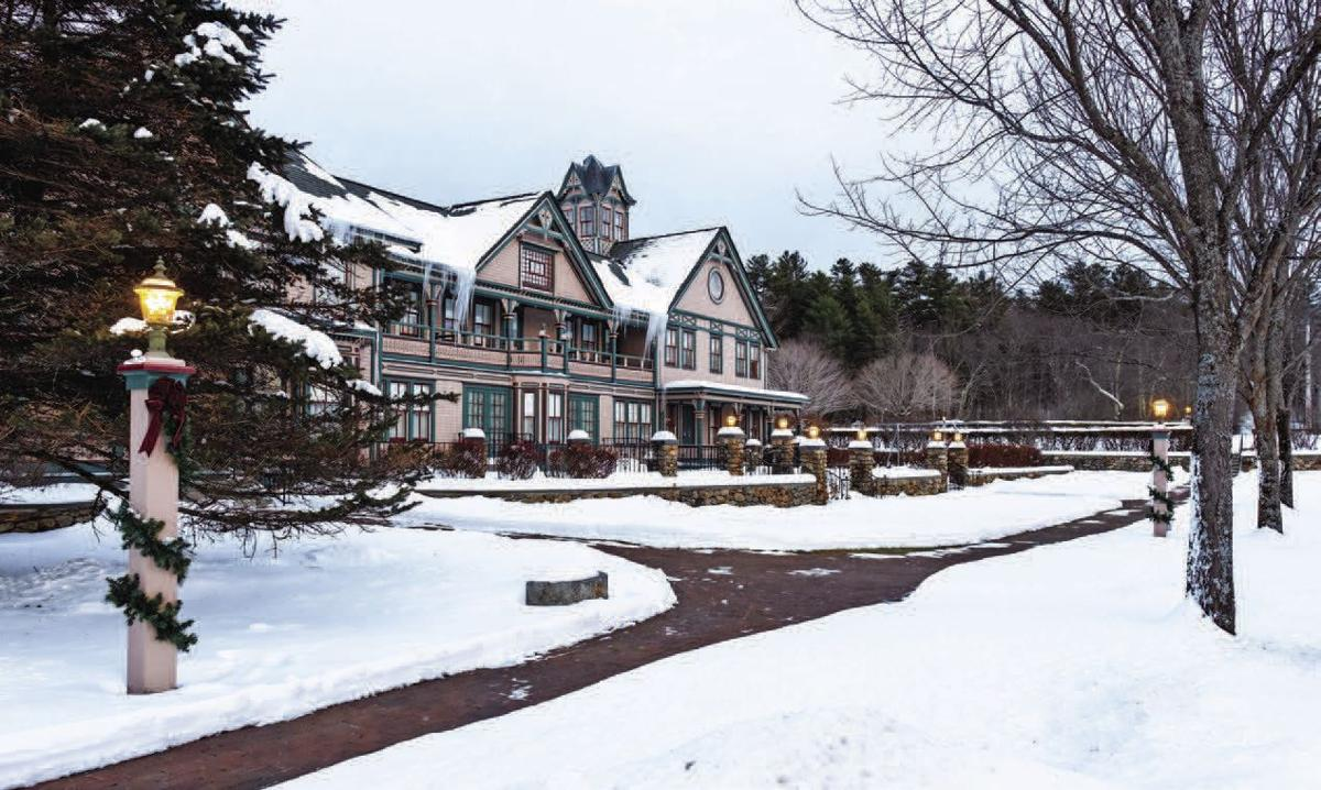 Our Towns: New Hampshire | Monadnock