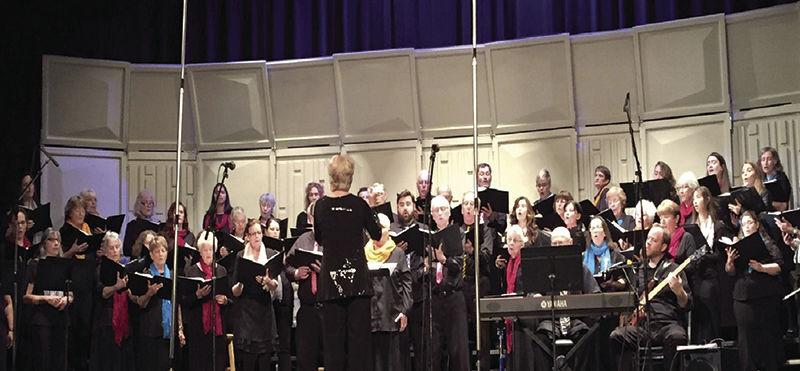 The Greater Keene Pops Choir