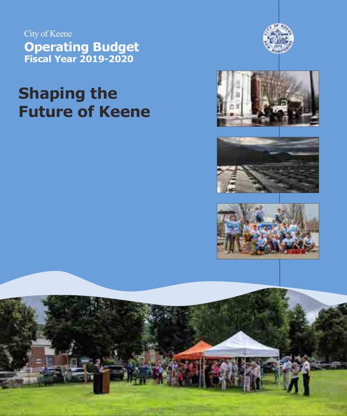Keene Budget Proposal 2019-20