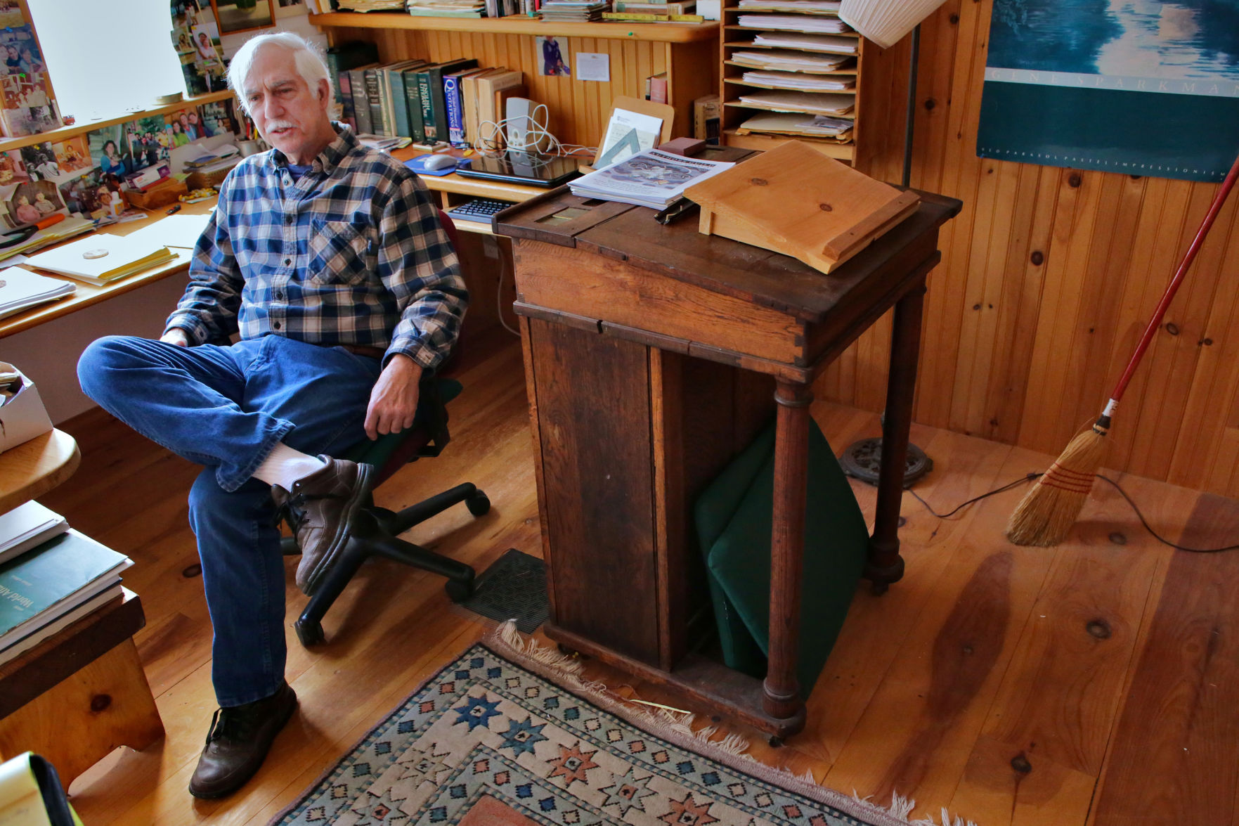 hancock novelist never at a loss for words local news rh sentinelsource com