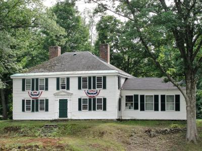 The Col. Ebenezer Hinsdale House
