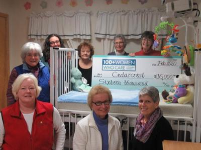 100+Women Who Care Cheshire County