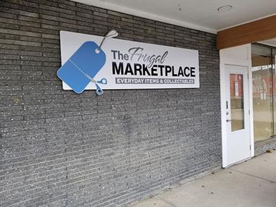 Frugal marketplace