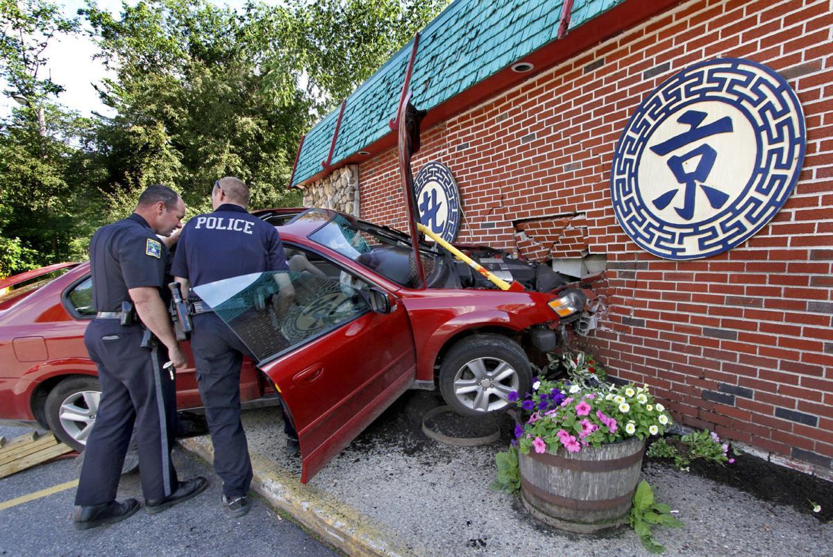 Local Car Crash August