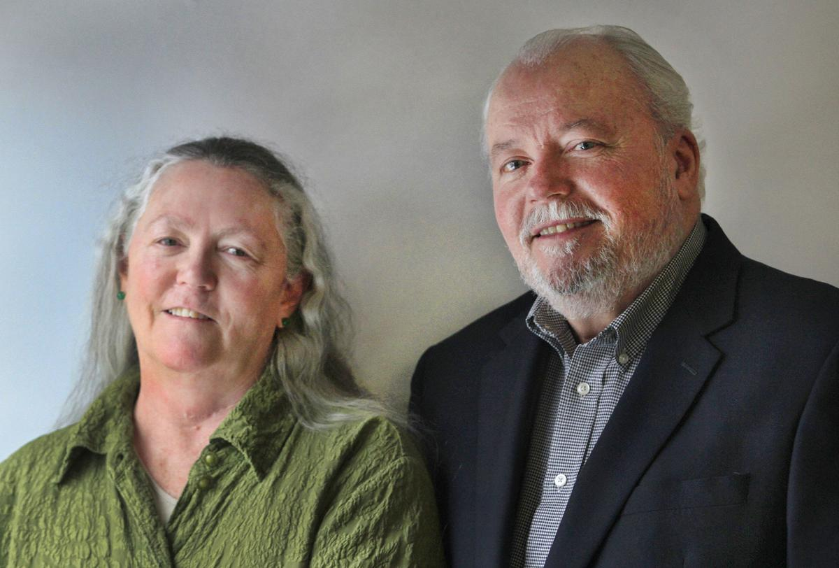 Patricia Dooley and Todd Nielsen