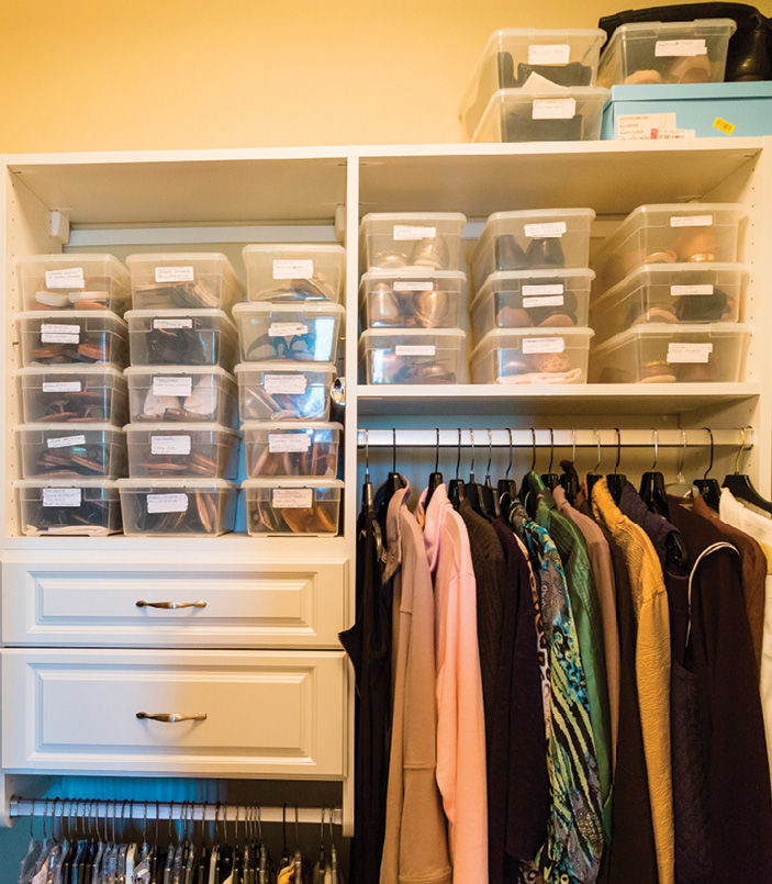 Closet Organization Keeps Order At Your Fingertips