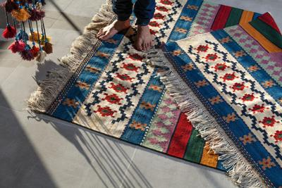 Electric Rug Tufting