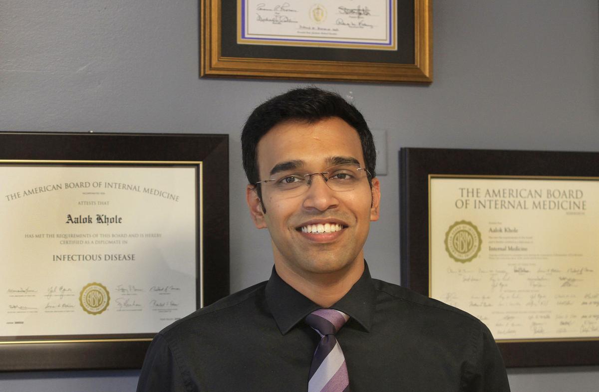 Dr. Aalok Khole