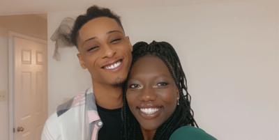 Tyler Clavelle and Ndeye Badiane