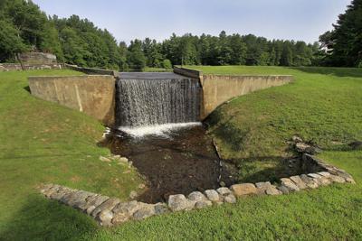 Upper Wilson Pond Dam
