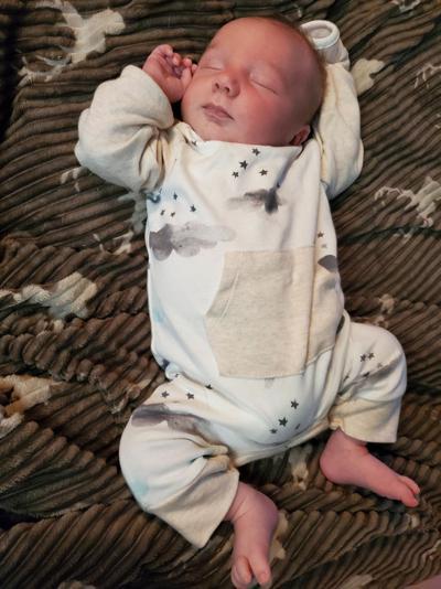 Birth: Ivan Floyd May