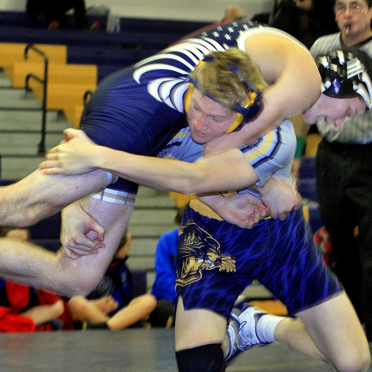 ConVal wrestling ushers in new age after graduation of team legend