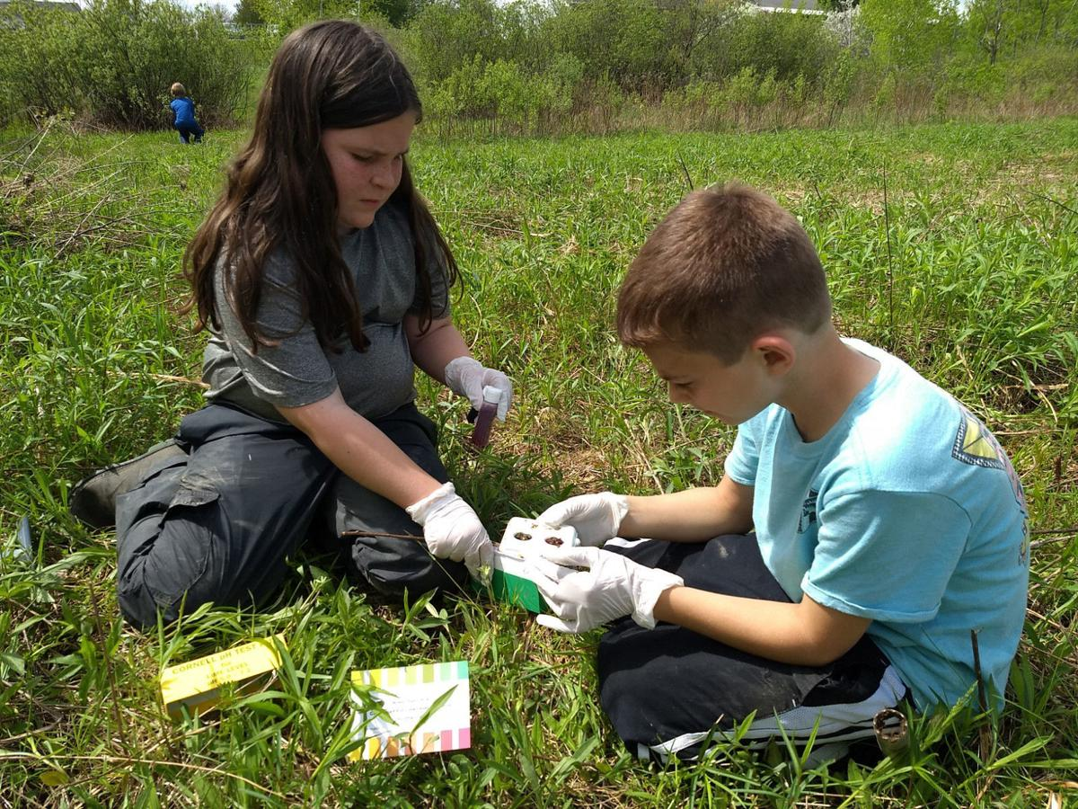 At Chesterfield School, learning abounds in nature next door | Local