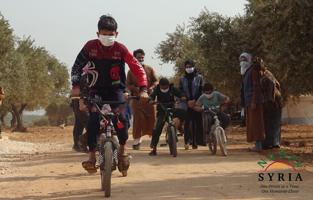 Jeff Powell   Bikes for Syria