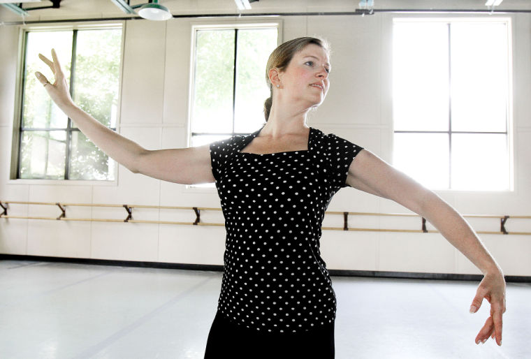 Keene woman has a passion for dance