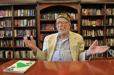 Meet Keene's Larry Barnes, 'the Walter Cronkite of Saudi Arabia'