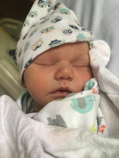 Birth: Marcus Emery Mendes Seavey