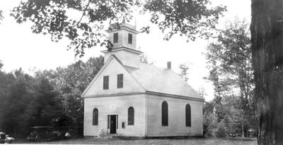 Roxbury Church, circa 1920