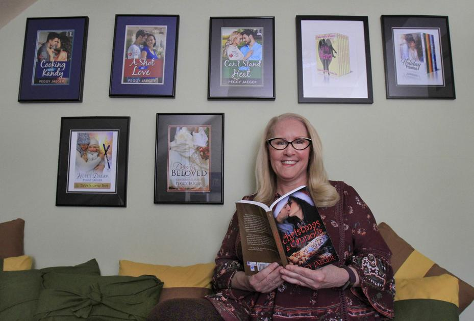 With a flair for romance, Keene novelist finds passion through the pen