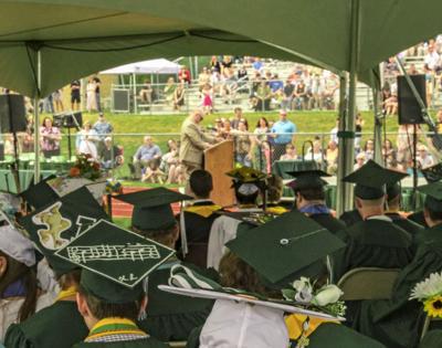 Monadnock graduation