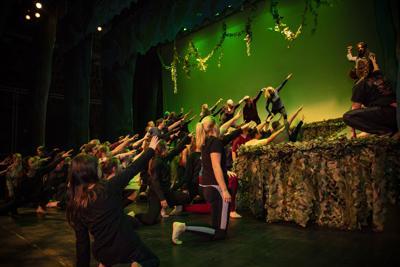 Keene Lions Clubs Tarzan Is Journey Of Self Discovery Elf