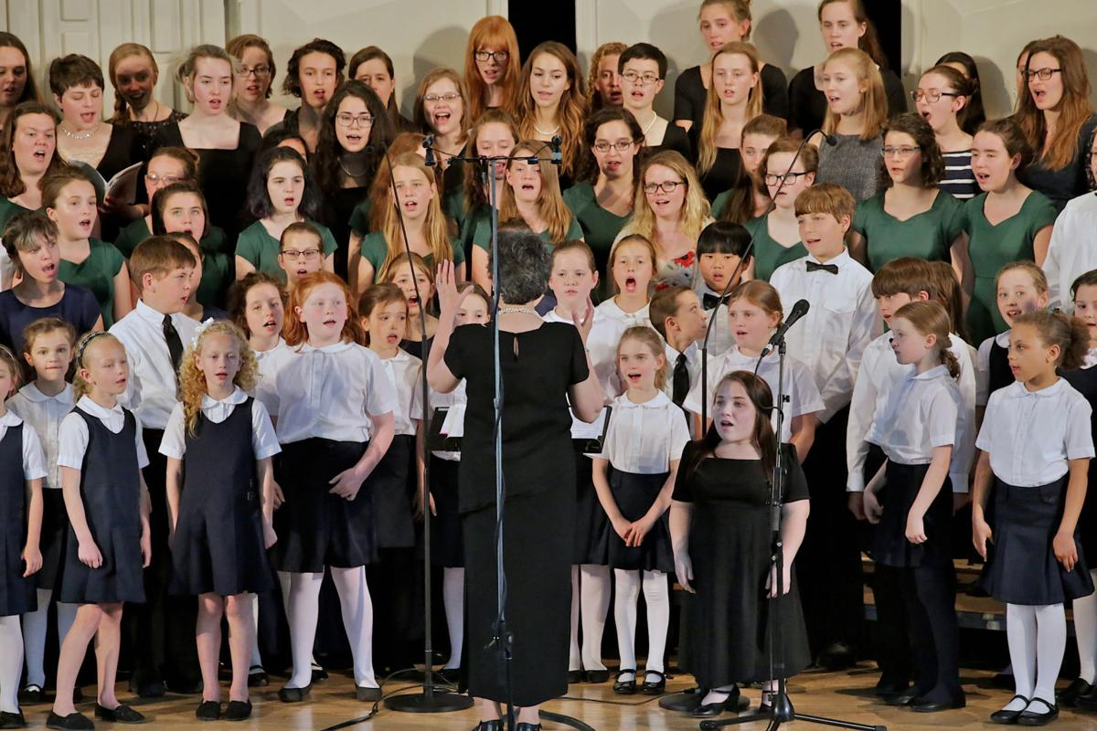 Grand Monadnock Youth Choirs celebrate 20 years, say goodbye to