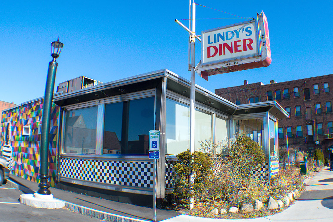 Lindy's Diner in Keene