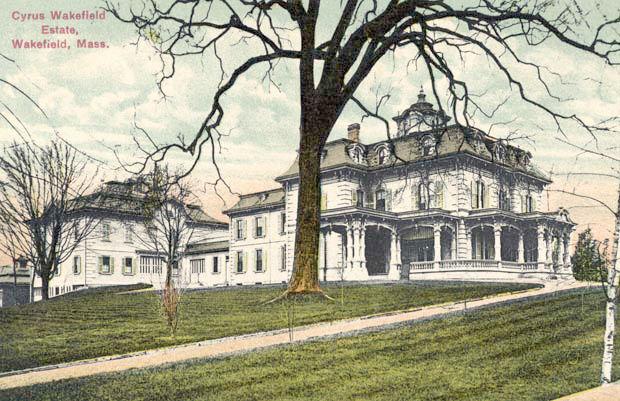 Wakefield Estate