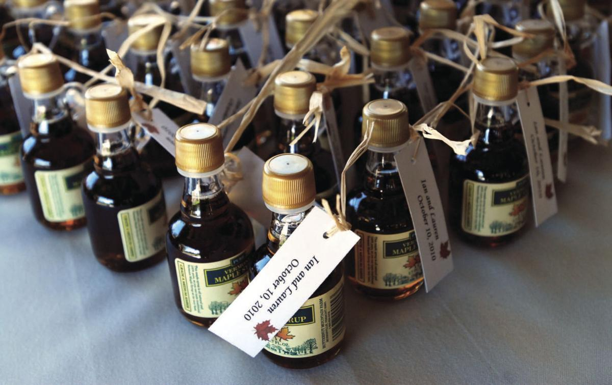 The Appeal Of Personal And Practical Wedding Favors Brides