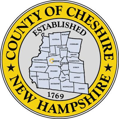 Cheshire County seal