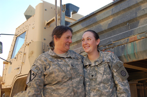 CASEY FARRAR REPORTS FROM IRAQ: MAINTAINING ORDER