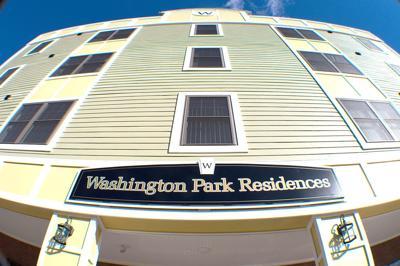 Washington Park apartments