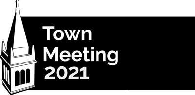 Town meeting 2021