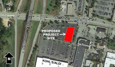 Weekend update: Developer says construction of Keene Burger King on on methuen nh map, buffalo nh map, hooksett nh map, connecticut new england map, keene new hampshire, brattleboro nh map, plymouth nh map, mansfield nh map, manchester nh on map, peabody nh map, jacksonville nh map, westminster nh map, franklin nh map, cheshire nh map, walpole nh map, newburyport nh map, peterborough nh map, lancaster nh map, nh state road map, monadnock mountain nh map,