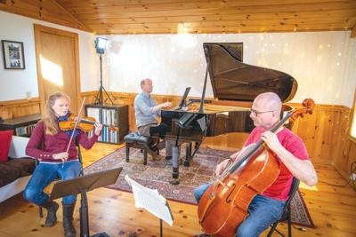 The Steinberg's Steinway... Ashuelot Concerts  is Back