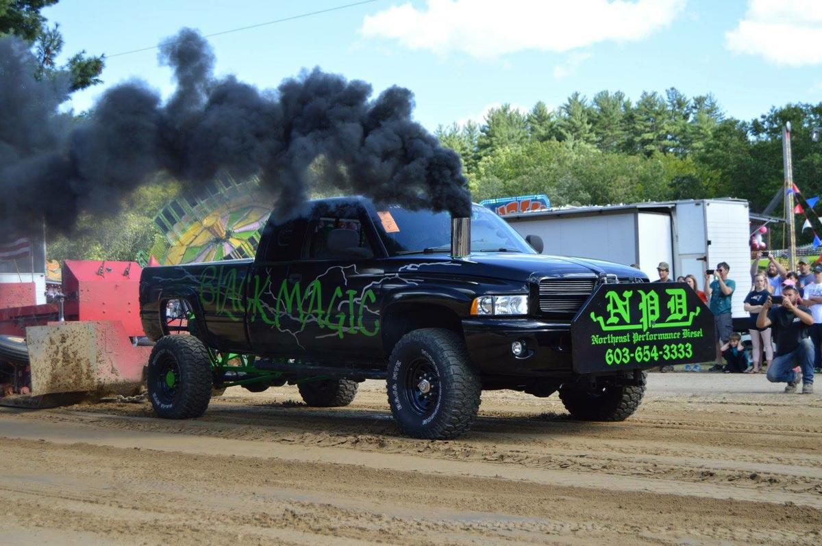 Truck Pulls & Rock Crawls: Smoke Will Fill the Air at
