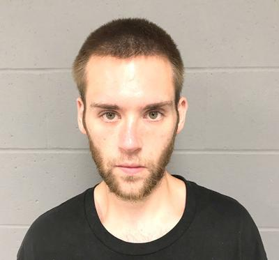 McAllister arrested