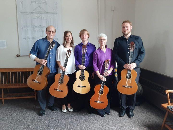 Keen Guitar Quintet