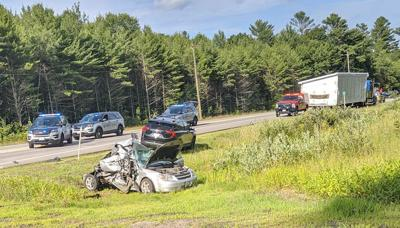 One injured in head-on crash on Route 9 in Keene | Local