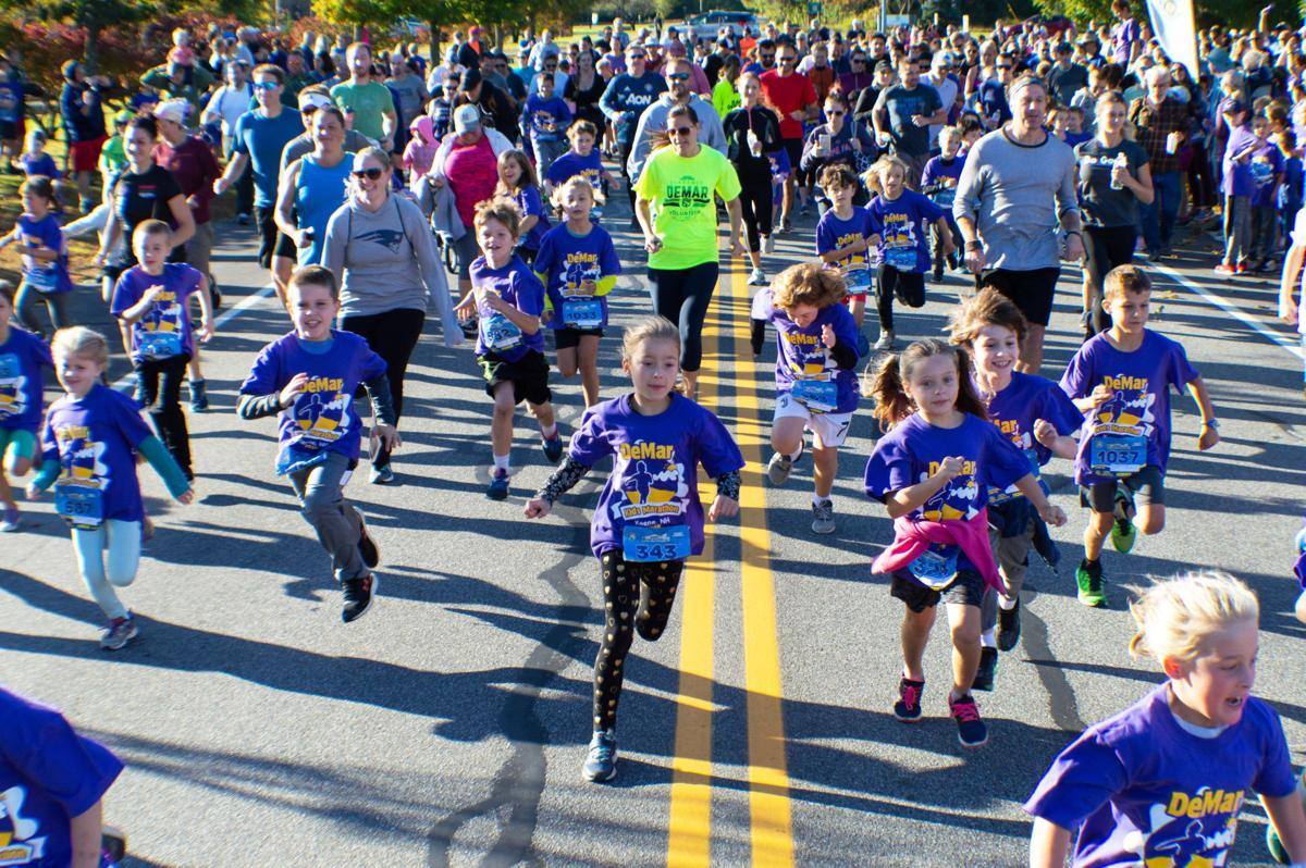 Kids on the run