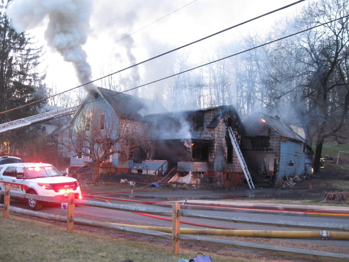 Hinsdale fire