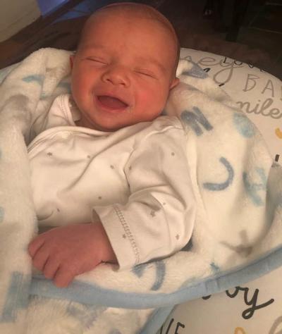 Birth: Ryder Vincent Beauregard