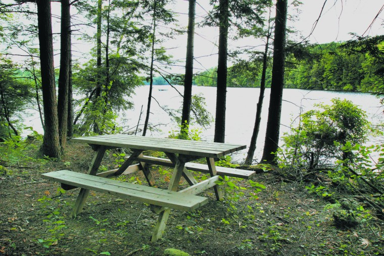 Trails picnic areas are among features local news for Table 52 parking