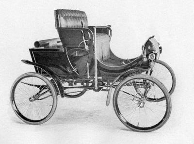 Steamobile Style A, 1901