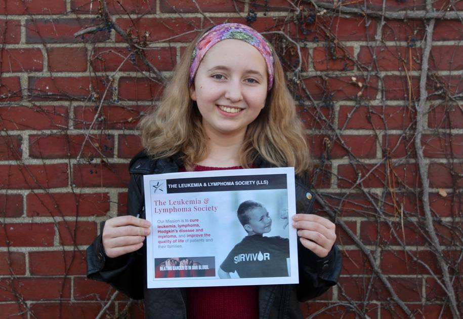 Rindge girl who battled leukemia now fighting for the cause