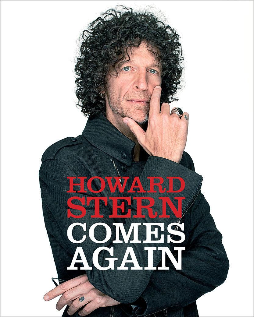 'Howard Stern Comes Again'