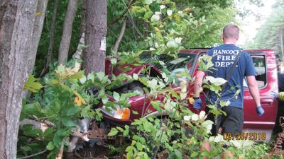 Hancock crash