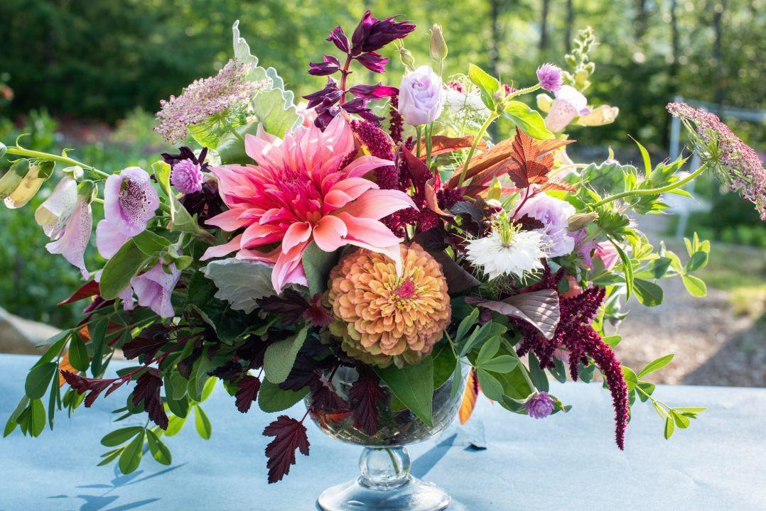 Local Flowers Make Local Weddings Bloom